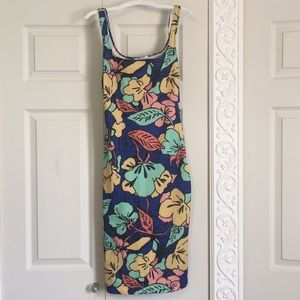 Zara size M bodycon dress perfect for vacation